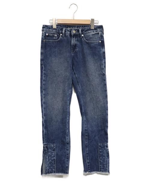 Denham(デンハム)Denham (デンハム) LIZ ANKLEデニムパンツ インディゴ サイズ:W25の古着・服飾アイテム