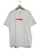 ()の古着「Motion Logo Tee」 ホワイト