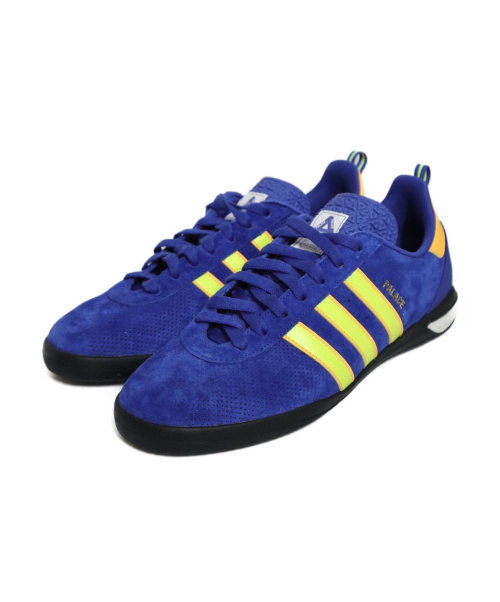 adidas×PALACE(アディダス×パレス)adidas×PALACE (アディダス×パレス) Palace Indoor ブルー サイズ:26cmの古着・服飾アイテム