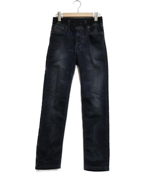 DIESEL(ディーゼル)DIESEL (ディーゼル) WAYKEE ジョグジーンズ インディゴ サイズ:W26の古着・服飾アイテム