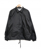 GOOD DESIGN SHOP COMME des GAR(コムデギャルソン)の古着「CDGコーチジャケット」 ブラック