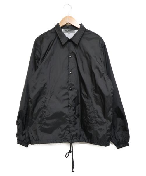 GOOD DESIGN SHOP COMME des GAR(コムデギャルソン)GOOD DESIGN SHOP COMME des GAR (コムデギャルソン) CDGコーチジャケット ブラック サイズ:Mの古着・服飾アイテム