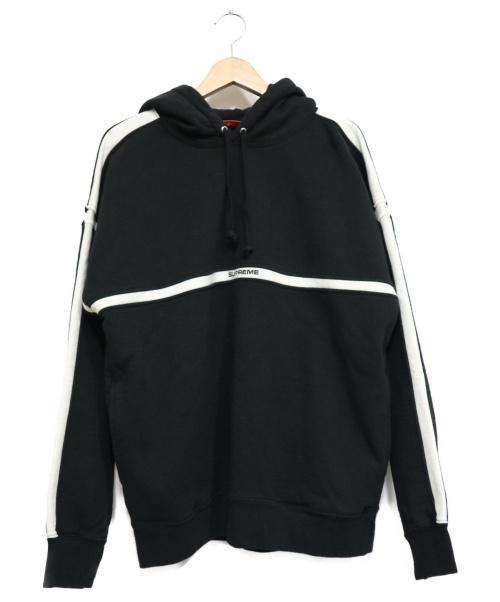 Supreme(シュプリーム)Supreme (シュプリーム) warm up hooded sweat shirts ブラック サイズ:M 20SSの古着・服飾アイテム