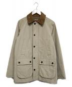 Barbour(バブアー)の古着「ビデイルジャケット」|ベージュ