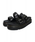 Dr.Martens(ドクターマーチン)の古着「Myles Slide Sandal」|ブラック