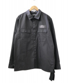 NEIGHBORHOOD(ネイバーフッド)の古着「CLASSIC WORK SHIRT」|チャコールグレー