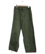 THE NORTHFACE PURPLELABEL(ザノースフェイスパープルレーベル)の古着「Ripstop Field Pants」 オリーブ