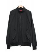 BARACUTA(バラクータ)の古着「G9 Harrington Jacket」 ブラック