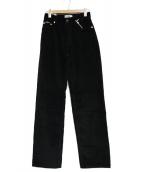 Eytys(エイティーズ)の古着「BENZ CORD JEANS」|ブラック