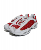 SUPREME×NIKE(シュプリーム × ナイキ)の古着「AIR MAX TAILWIND 4/S」|WHITE UNIVERSITY RED