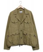 NEXUSVII(ネクサスセブン)の古着「ハンティングジャケット」|ベージュ