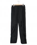 Patagonia(パタゴニア)の古着「Torrentshell Pants」 ブラック