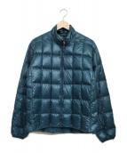mont-bell(モンベル)の古着「EXライトダウンジャケット」 ブルー