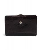 LOUIS VUITTON(ルイヴィトン)の古着「2つ折り財布」|アマラント