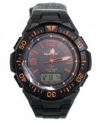 CITIZEN(シチズン)の古着「腕時計」 ブラック