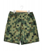 Supreme(シュプリーム)の古着「Military Twill Short」|オリーブデジカモ