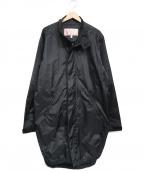 ALYX(アリクス)の古着「レインコート」 ブラック