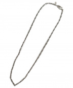 JUSTIN DAVIS(ジャスティンデイビス)の古着「Tiny FDL Chain」