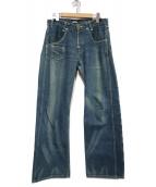 LEVI'S REDTAB(リーバイス)の古着「ペインターデニムパンツ」|インディゴ