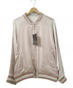 Varde77(バルデセブンティセブン)の古着「SUKA JACKET」 ピンク