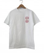 anti social social CLUB(アンチソーシャルソーシャルクラブ)の古着「8ロゴカットソー」 ホワイト
