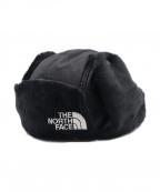 THE NORTH FACE(ザ ノース フェイス)の古着「Him Fleece Cap」|ブラック