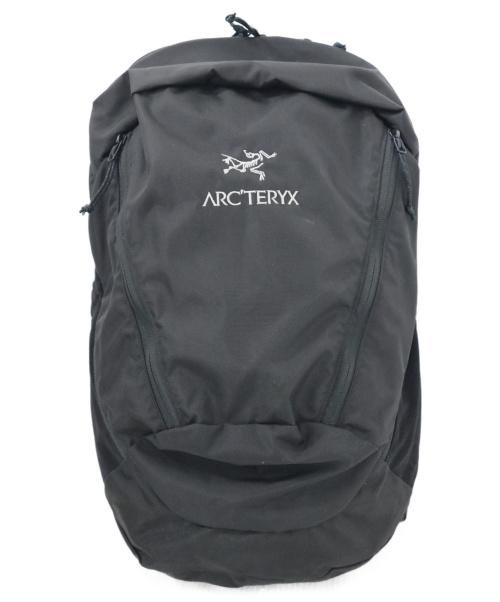 ARC'TERYX(アークテリクス)ARC'TERYX (アークテリクス) MANTIS 26L BACKPACK ブラックの古着・服飾アイテム