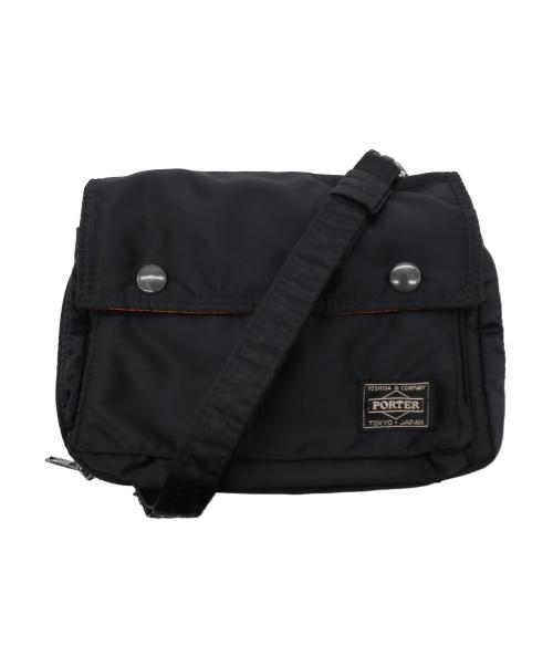 PORTER(ポーター)PORTER (ポーター) ミニショルダーバッグ ブラック 622-69231の古着・服飾アイテム