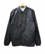 UNDERCOVER()の古着「コーチジャケット」|ブラック