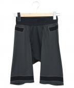 Y-3(ワイスリー)の古着「TECHFIT SHORT TIGHT」|ブラック