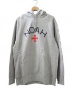 Noah(ノア)の古着「LOGO HOODIE」 グレー