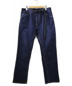 ()の古着「別注デニムクライミングパンツ」|インディゴ