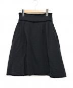 daisy lin for foxey(デイジーリンフォクシー)の古着「フレアスカート」|ブラック