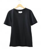 Maison Margiela 10(メゾンマルジェラ 10)の古着「プレーンTシャツ」 ブラック