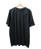 ()の古着「ロゴTシャツ」|ブラック