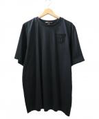 Y-3(ワイスリー)の古着「ロゴTシャツ」|ブラック