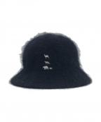MOUNTAIN RESEARCH(マウンテンリサーチ)の古着「Fur Hat」 ブラック