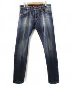 ENTRE AMIS(アントレ アミ)の古着「デニムパンツ」|ブルー