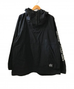 uniform experiment()の古着「HALF ZIP ANORAK」|ブラック