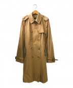 LAUREN RALPH LAUREN(ローレン ラルフローレン)の古着「トレンチコート」|ベージュ