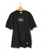 FR2(エフアールツー)の古着「Smoking kills Small Logo」 ブラック