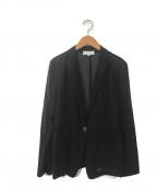 UNTITLED(アンタイトル)の古着「【洗える】ライトコットンジャケット」|ブラック