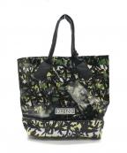 KENZO(ケンゾー)の古着「PVCトートバッグ」|グリーン