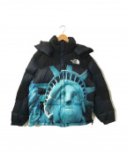SUPREME×THE NORTH FACE(シュプリーム ×ザノースフェイス)の古着「Statue of Liberty Baltoro Jack」 ブラック