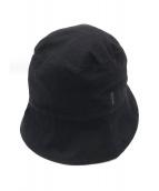 ()の古着「[古着]リバーシブルバケットハット」|ブラック