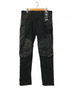 DIESEL(ディーゼル)の古着「D-STRUKT」|ブラック
