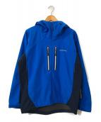 ()の古着「パウダーシェッドパーカ」|ブルー