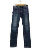 ()の古着「ジョガーパンツ」 ブルー