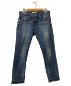 ()の古着「クロップドジーンズ」 インディゴ