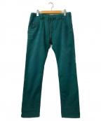 DIESEL(ディーゼル)の古着「ジョグジーンズ」|グリーン